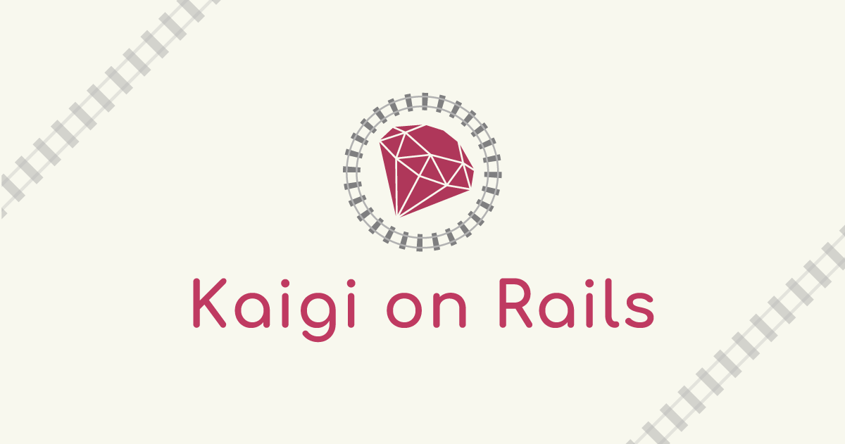 (image)Kaigi on Railsで「FactoryBot the Right Way」を発表しました