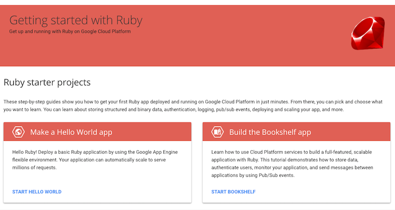 (image)Ruby on Rails を Google App Engine 上で動かしてみる